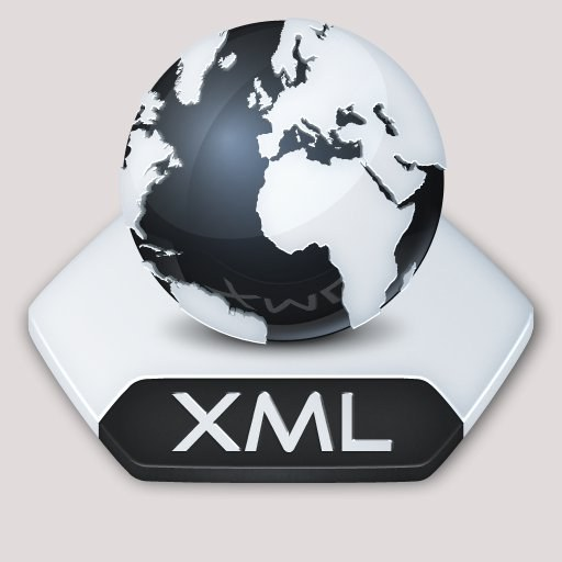 How to open xml document