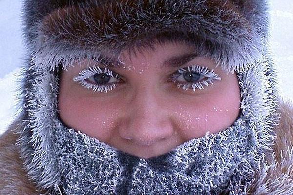 Как бороться с обморожением