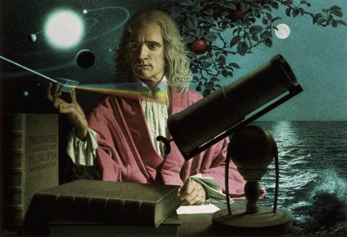 Какие три закона Ньютона