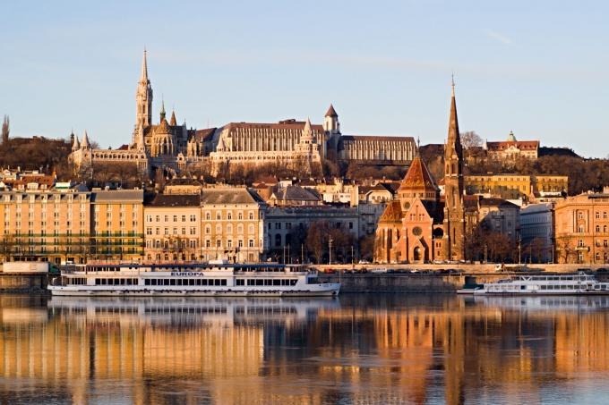 Путешествие по Венгрии: Будапешт и Мишкольц