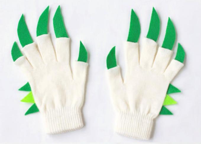 Как необычно украсить перчатки