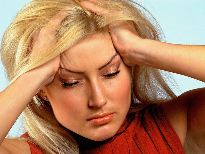 Мигрень: причины и лечение