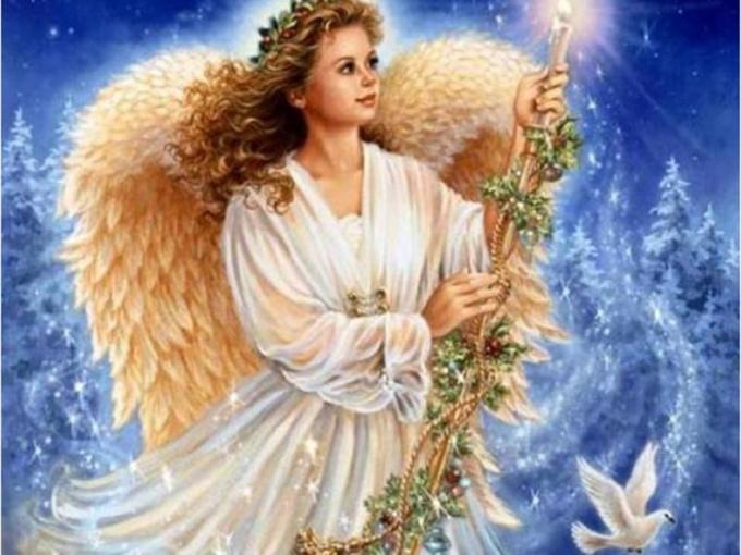 Как нарисовать ангела поэтапно карандашом