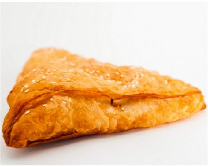 Как приготовить хачапури из теста фило?
