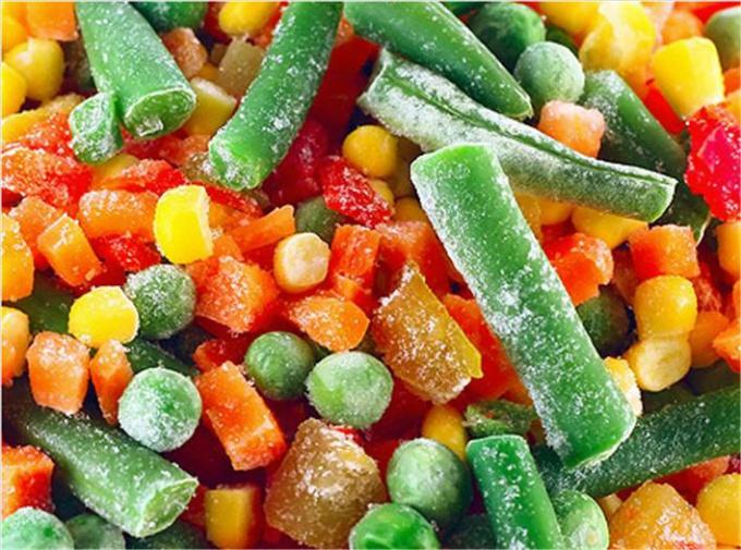 Как правильно выбрать замороженные продукты