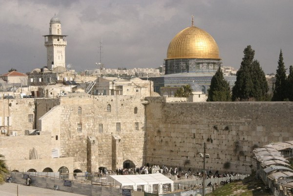 Город - столица Израиля