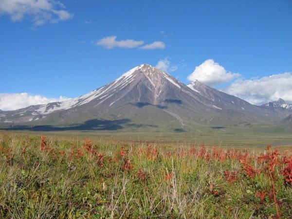 Какие существуют потухшие вулканы