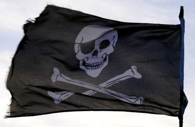 Мода на пиратский флаг сущестовала лишь в эпоху золотого века пиратства