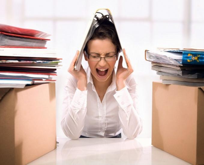 Самые частые причины стресса
