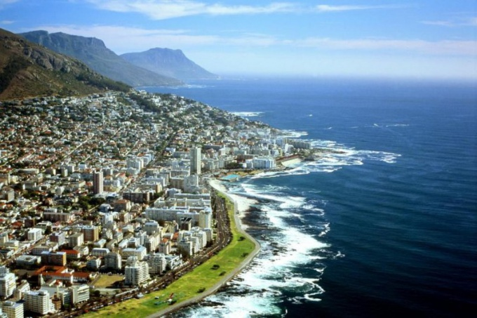 Три столицы ЮАР