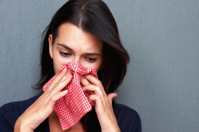 Как лечить фурункул на носу