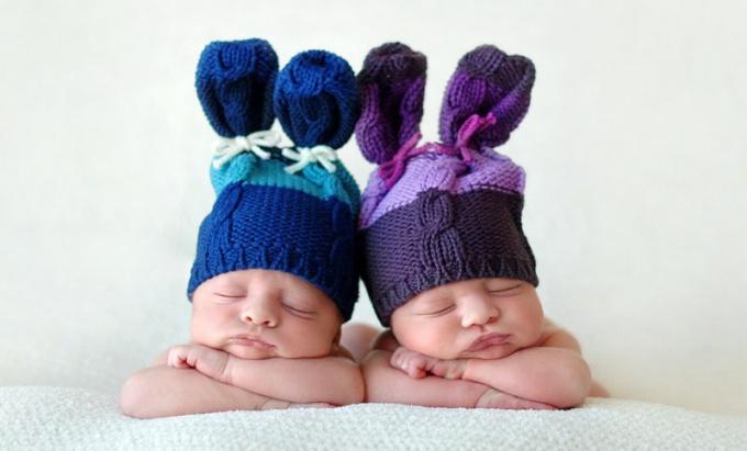 Сколько  детей можно родить за одни роды