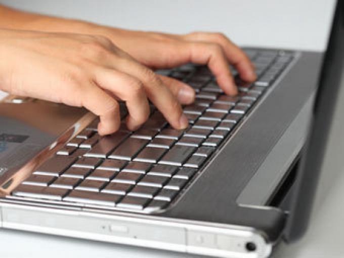 Управлять компьютером можно при помощи клавиатуры
