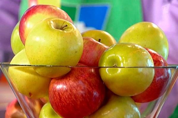 Яблоки должны круглый год присутствовать на вашем столе