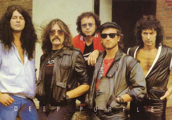 Лучшие рок-группы 70-80-х