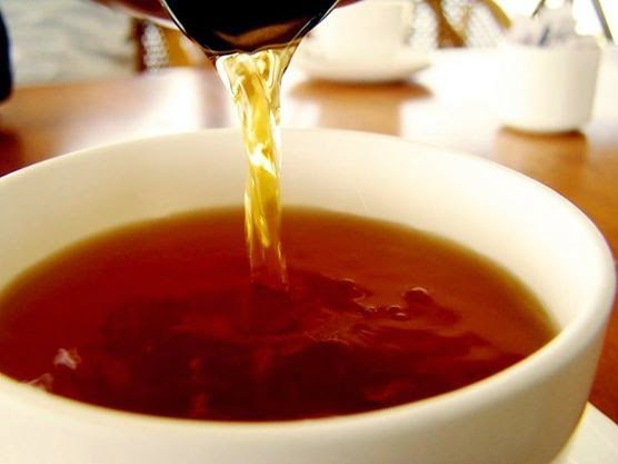 A small amount of strong tea is not harmful, and even useful