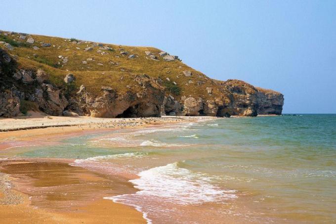 Где в России есть песчаные пляжи