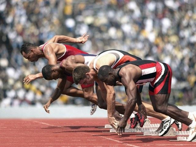Что такое спортивный бег
