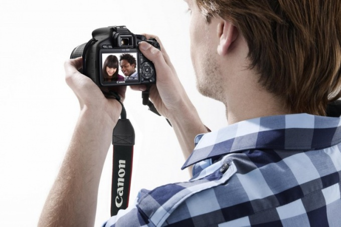 How to set canon 550d