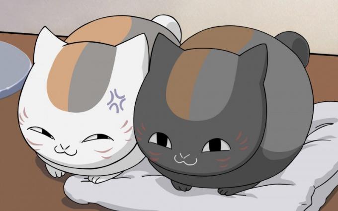 Аниме-котики