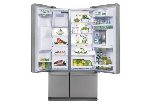 What are standard dimensions of refrigerators
