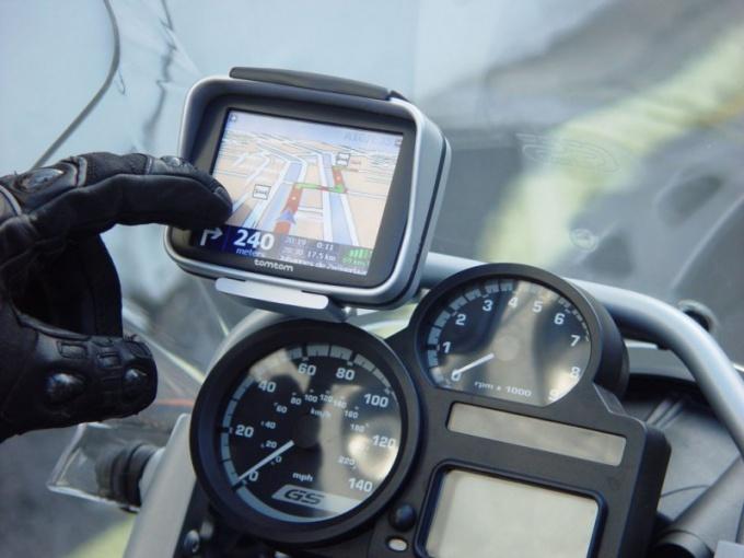 В настоящее время системы навигации доступны многим
