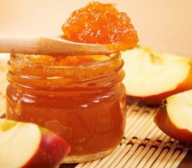 Яблочное повидло - любимое многими лакомство