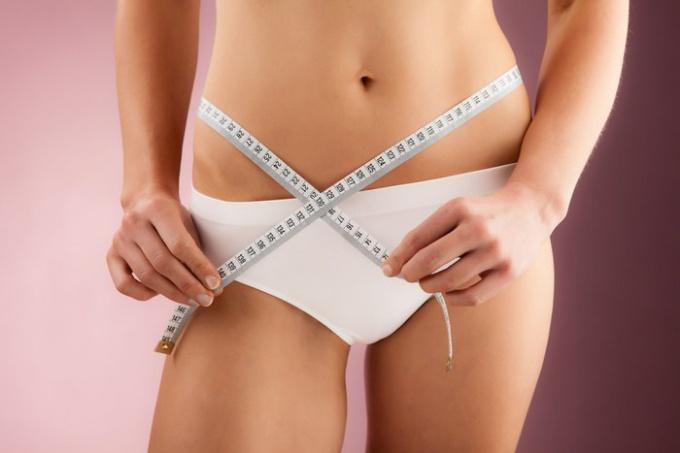 убрать жир ног месяц