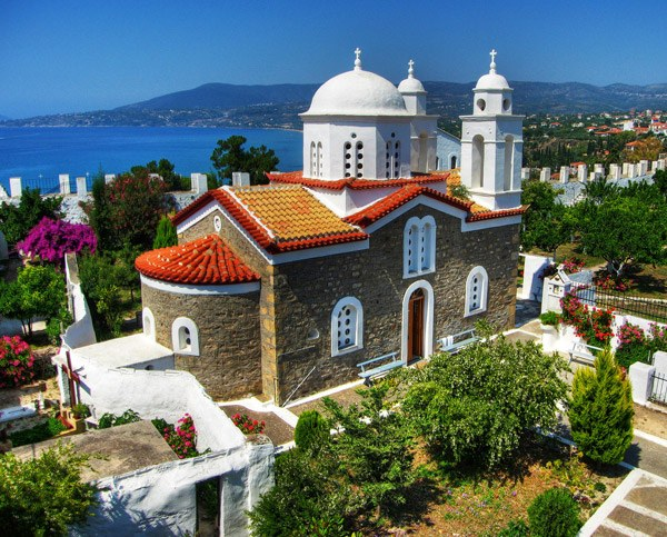 Orthodoxy is the official religion of Greece