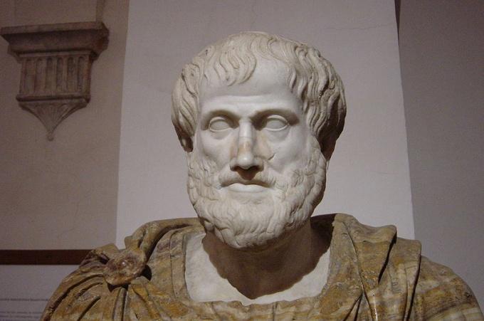 Аристотель - основоположник понятия научной категории