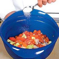 """Как приготовить суп """"Гаспачо"""""""