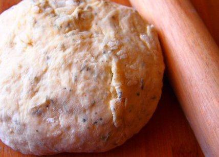 Как приготовить тесто с прованскими травами