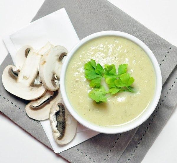 Суп «Белые ночи»