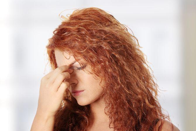 Ринит: причины, симптомы, лечение