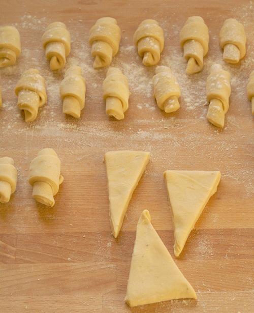 форма лепки булочек фото