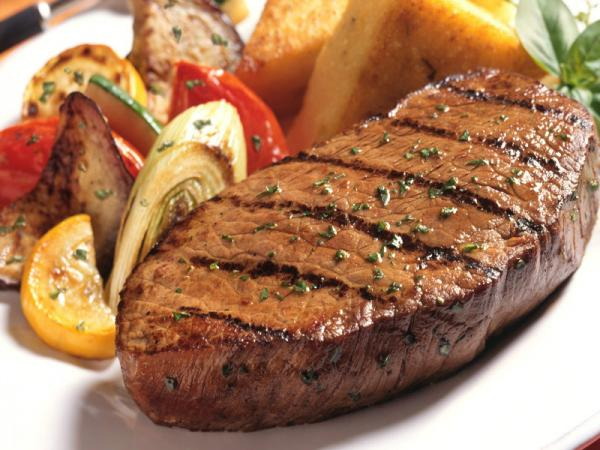 сочное мясо