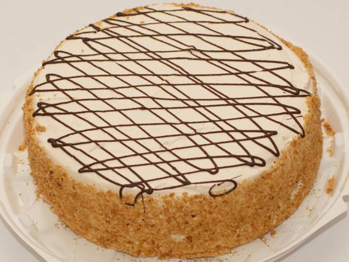Как приготовить пышный торт