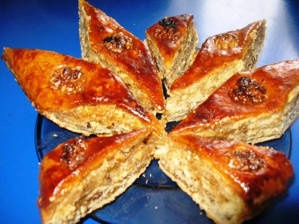 Пахлава - восточная сладость