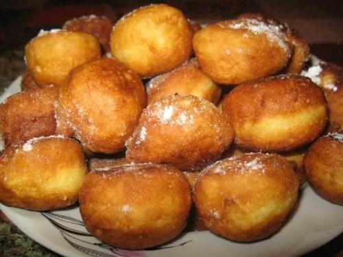Пончики из брокколи