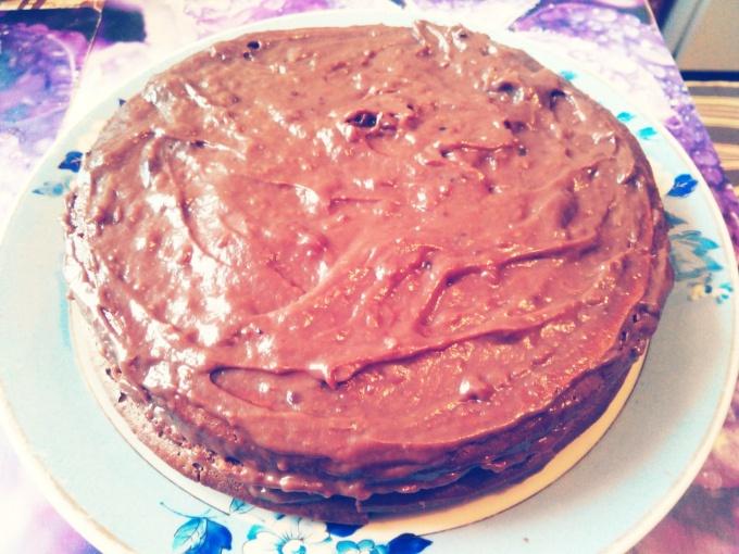 """Cake """"Prague"""""""
