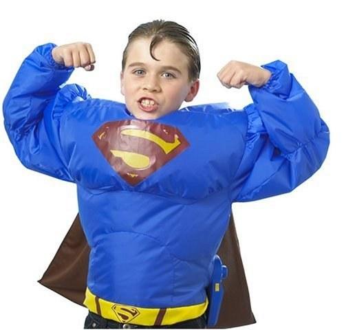 костюм супер-героя