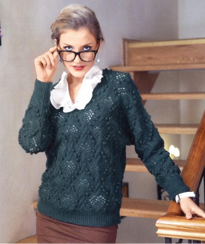 Пуловер или джемпер: характерные отличия