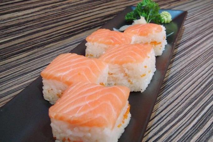 Японская кухня дома: рецепты роллов и суши