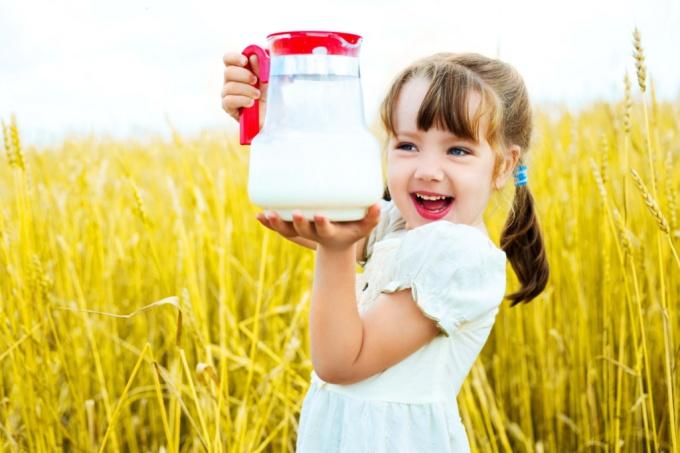 Какие продукты полезны для растущего организма детей