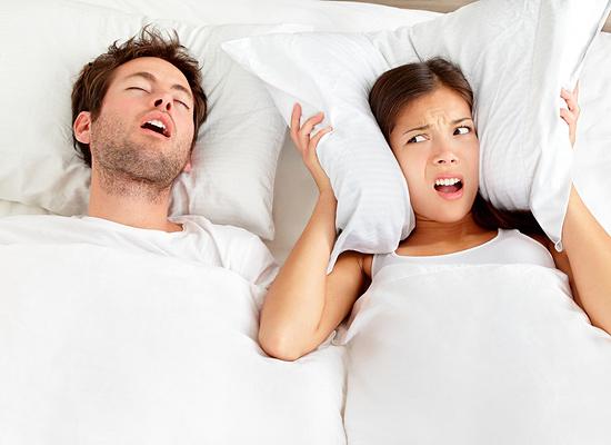 Как избавиться от храпа во сне