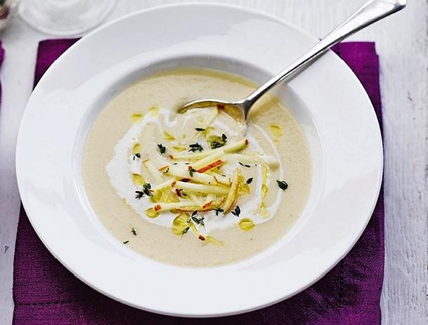 суп крем со сливками