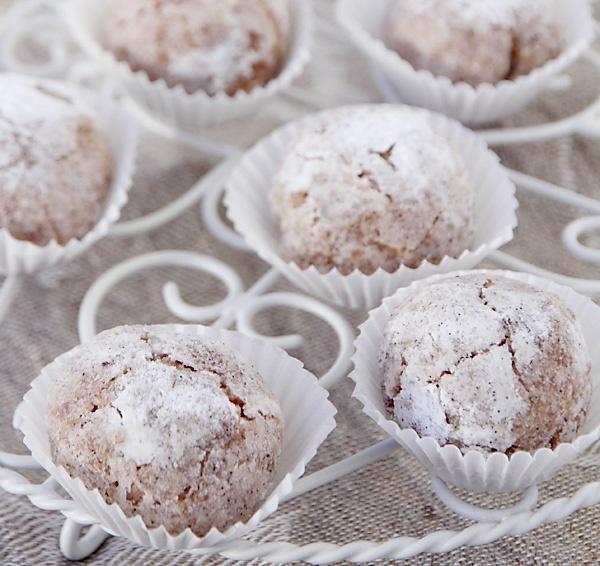 Как приготовить ореховые печенья без муки?