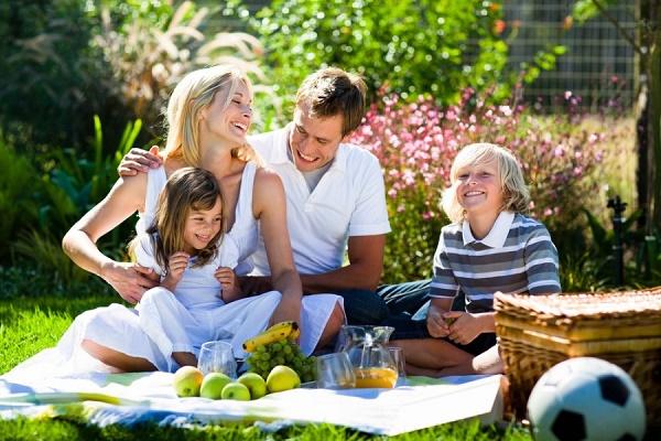 Как организовать поездку на пикник