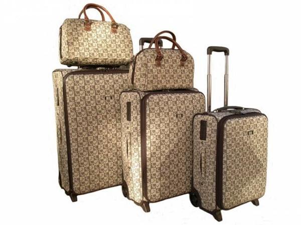 Удобный чемодан для поездки