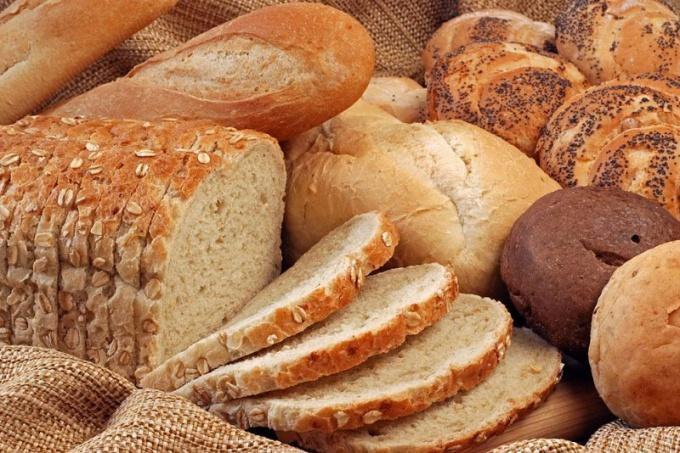 Хлеб - всему голова